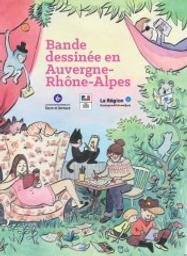Bande dessinée en Auvergne-Rhône-Alpes | Bouvier, Joël. Auteur